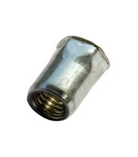 Заклепка M5*14 мм из нержавеющей стали с внутренней резьбой, уменьшенный бортик, полушестигранная