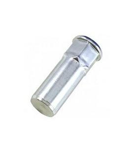 Заклепка резьбовая стальная закрытая полушестигранная M6*21,5 мм